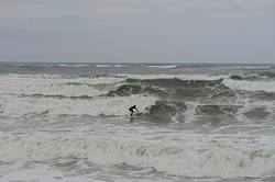 Big swell, Mangalia photo