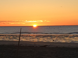 SUNRISE!, Good Harbor Beach photo