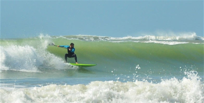 Chipiona surf break
