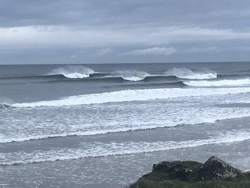 Waves, Castlerock
