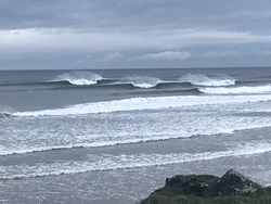 Waves, Castlerock photo