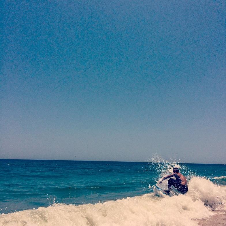 Vilano Beach break guide