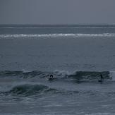 Crowded Wave, Wharariki Beach