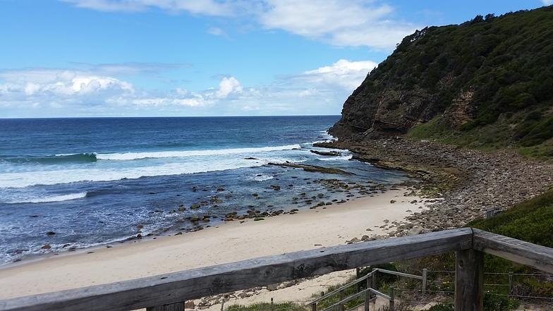 Boomerang Beach (South) surf break