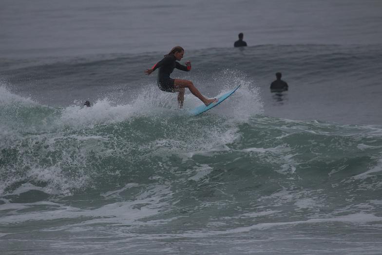 San Elijo State Beach break guide