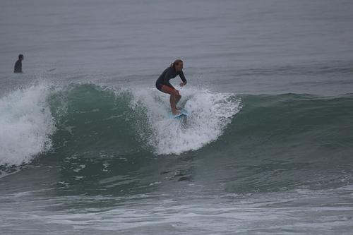 pretty clean, San Elijo State Beach
