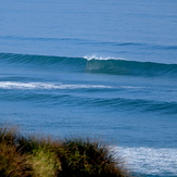 Small swell on the West Coast, Anatori River