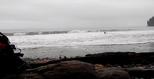 Big Waves at China Beach