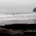 Big Waves at China Beach