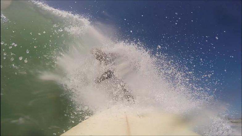 Recreio surf break