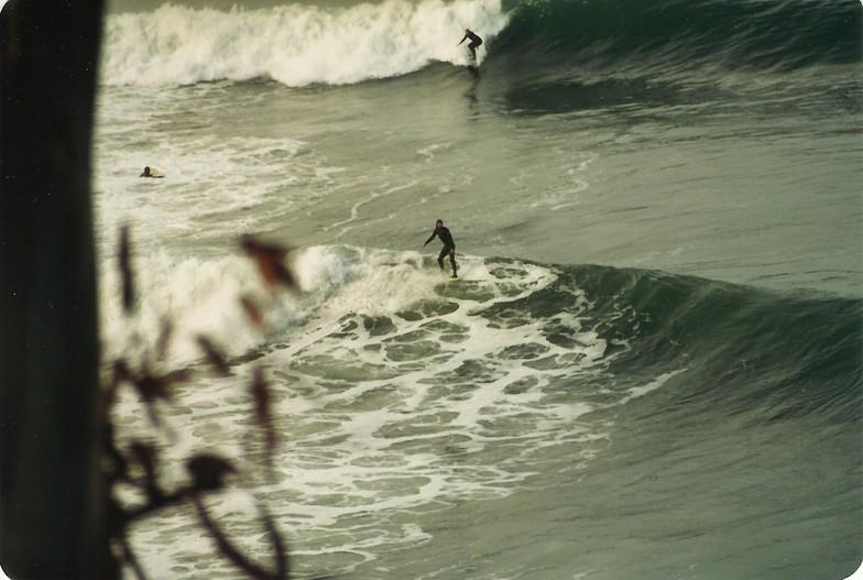 Bruny Island - Coal Point surf break