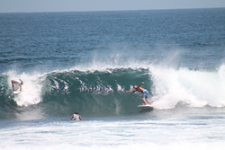 Right barrel section, Mawi photo