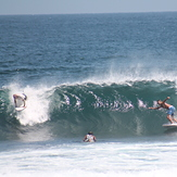Right barrel section, Mawi