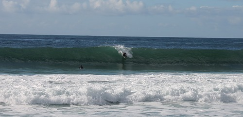 bomb, Playa de Larino