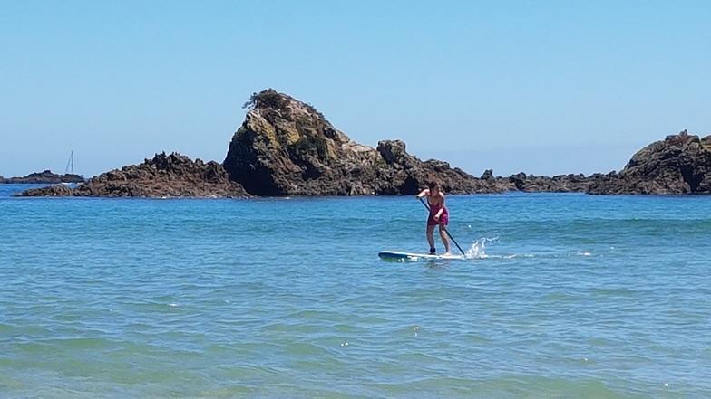 Tauranga Bay surf break