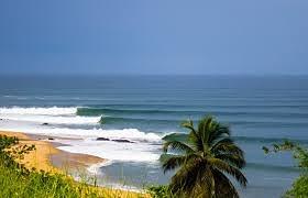 Cotton Tree surf break