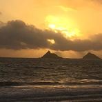 Morning Kailua Shorebreak, Kailua Beach