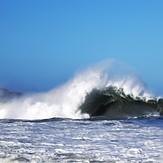 boxy big wave, Box Beach