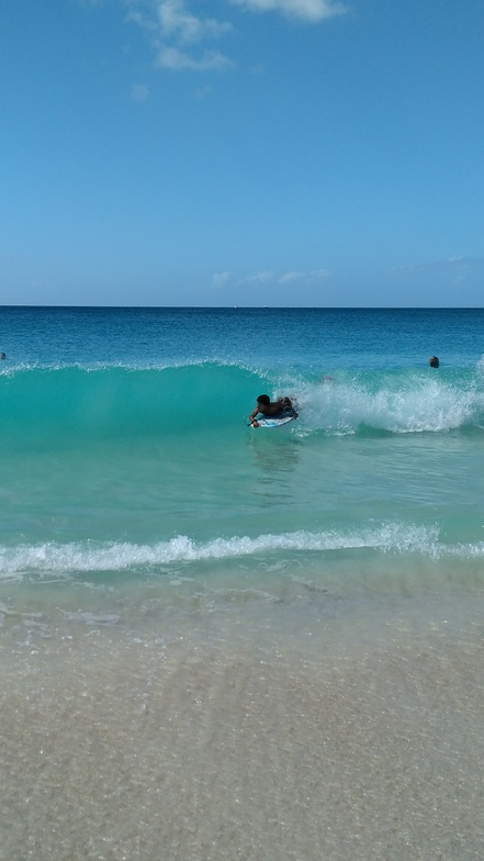 Mullet Bay Surf Forecast And Report