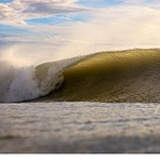 Photo by photographer one night at foxton awesome left handers coming, Foxton Beach