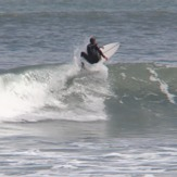 Surfer: Liam McCardle, Otaki Beach