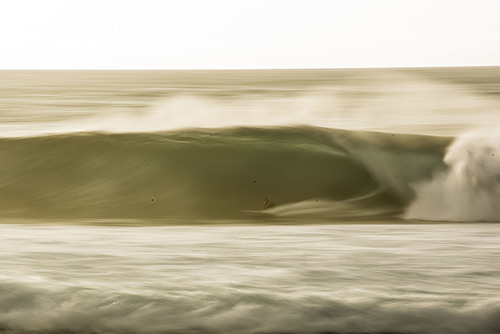 Giving a drag at Pipe, Banzai Pipeline and Backdoor