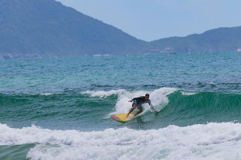 Praia Brava break guide