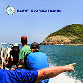 Surfing Uncrowded Waves, Salina Cruz