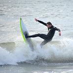 """Oh Yeah"", Surfside Pier"
