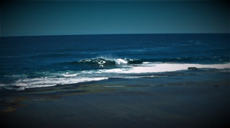 Cathedral Rock surf break