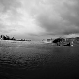 Over the falls., Alexandra Headland