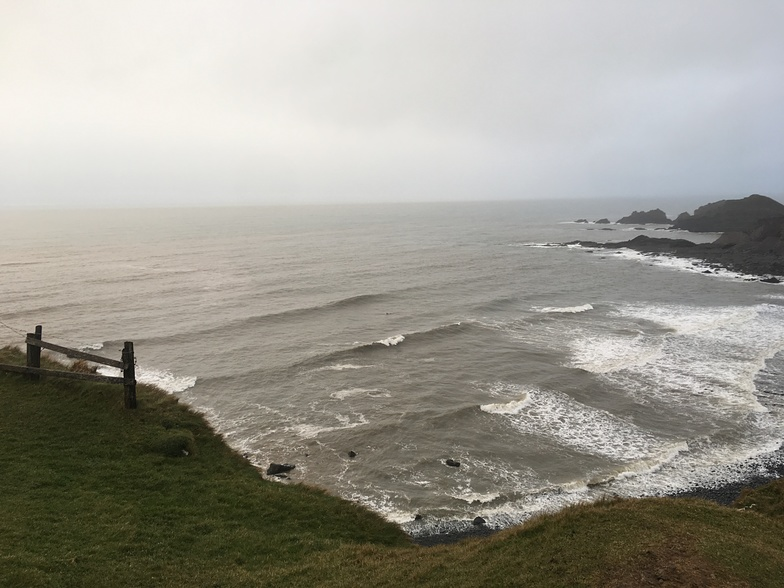 Spekes Mills surf break