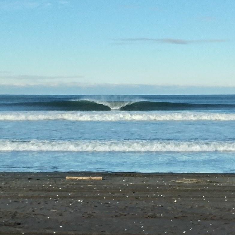 Ocean Shores break guide