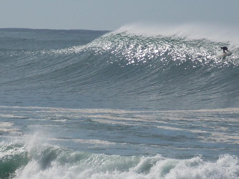 Werri Point surf break