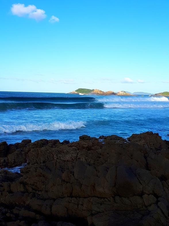 Ocean Beach (Whangarei) break guide
