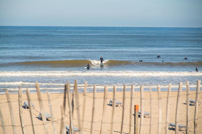Zandvoort surf break