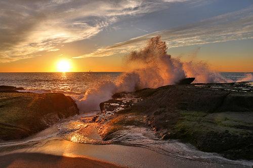 Big Surf, Laguna Beach