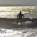 """Sunrise Silhouette Surfer"", Murrells Inlet"