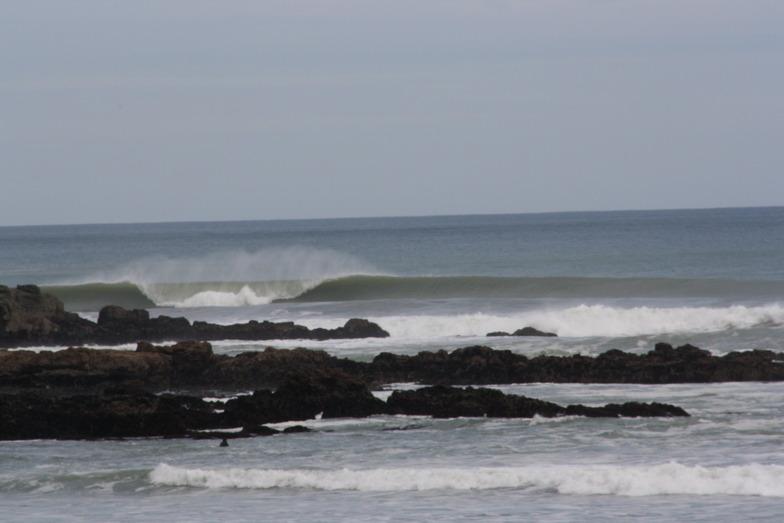 Port Waikato-Sunset beach surf break