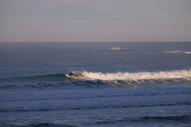 Kaiaua Bay break guide