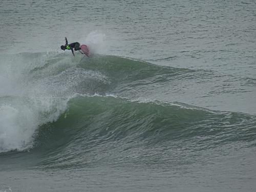 Top Turn, Fitzroy Beach