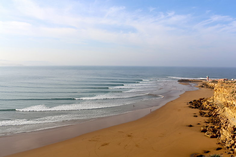 Imsouane - La Cathedrale surf break