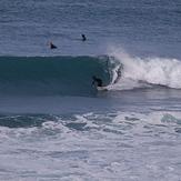 Deep turn, Blacks Reef