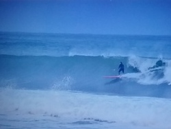 9ft SUP, Bonny Hills photo