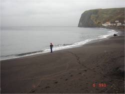 A Calm day  in Faial, Faial - Praia do Almoxarife photo