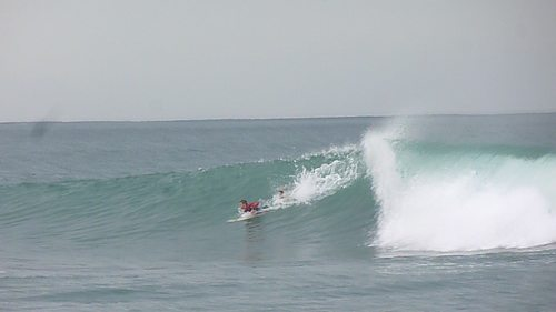 Cody Gidney, Punta Abreojos
