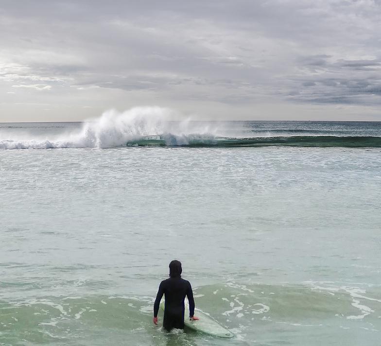 Marina di Pisa surf break