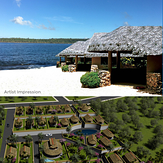 propossed resort for Teouma bay