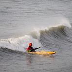 kayak, Pointe aux Oies