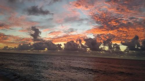 Sunset at Banzai, Banzai Pipeline and Backdoor